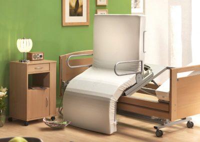 Mobiliario clínico y material de rehabilitación