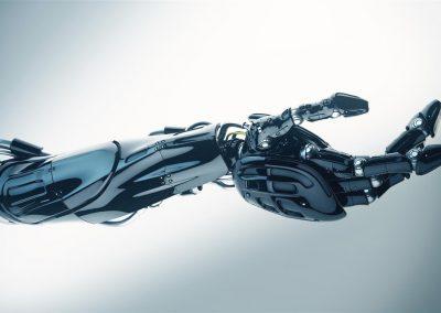 Fabricación a medida de prótesis bionicas