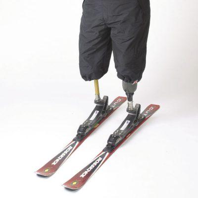 protesis para esqui